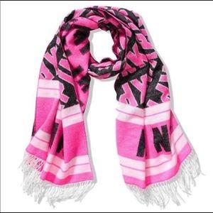 Victoria's Secret Pink   NWOT Scarf